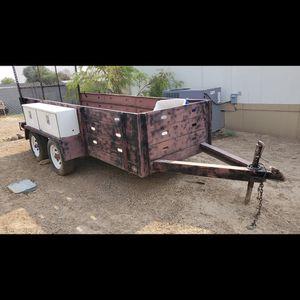 Heavy Duty Utility Trailer for Sale in Peoria, AZ