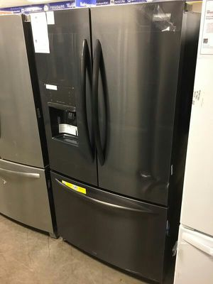 New Frigidaire Gallery Black Stainless French Door Refrigerator Fridge for Sale in Gilbert, AZ