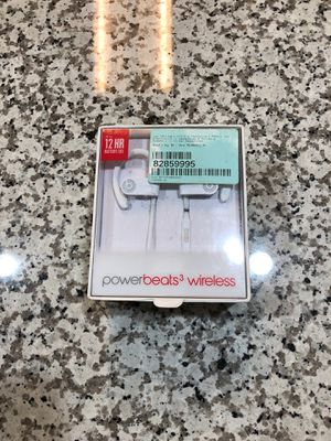 Powerbeats 3 for Sale in Atwater, CA