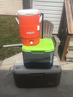 Coolers lot for Sale in Wyandotte, MI