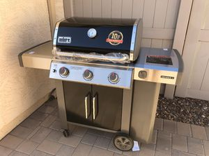 Weber Genesis II E-315 Propane Gas Grill BBQ! Brand New for Sale in Phoenix, AZ