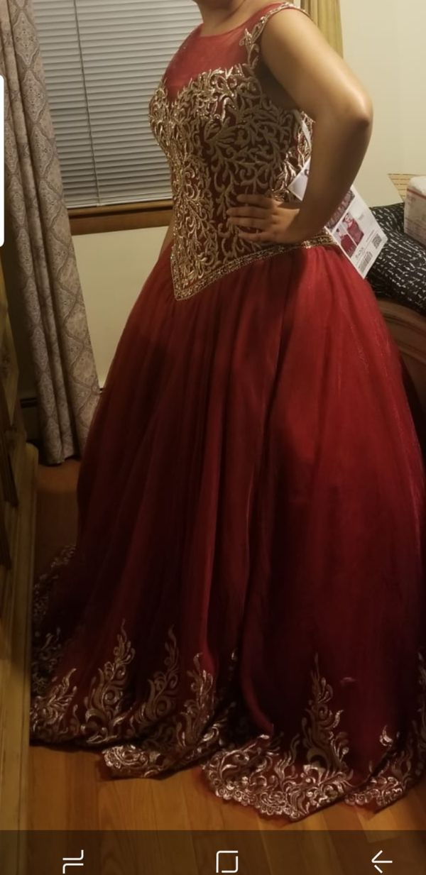 Quinceanera dress in perfect condition! From Mary's Bridal