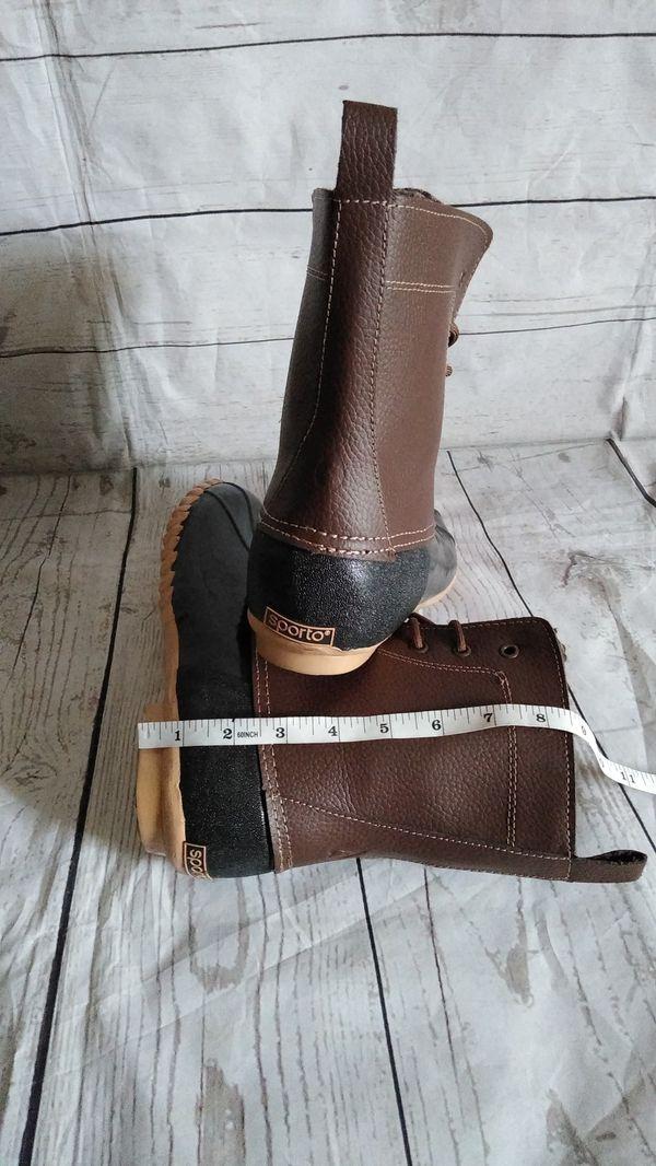 Beautiful Sporto Boots , women's size 9M ( excellent condition )