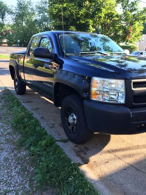 2008 Chevy Silverado 1500 WT for Sale in Akron, OH
