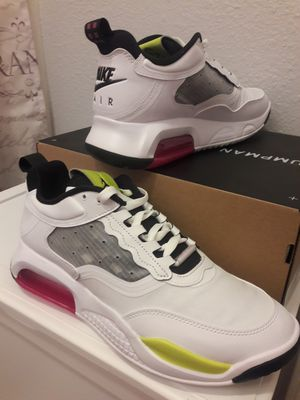 Brand New Jordan Max 200 Shoes Men's Size 9 for Sale in Rialto, CA