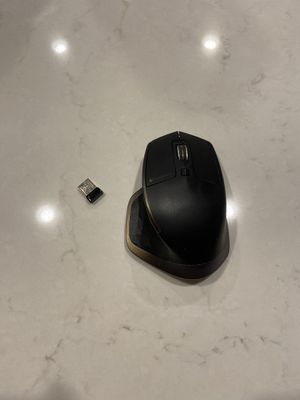 Logitech Mx Master Bluetooth + 2.4ghz wireless mouse for Sale in San Francisco, CA
