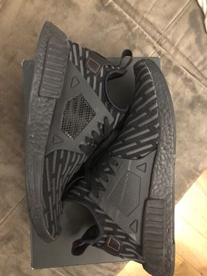Adidas NMD XR1 Triple black size 9.5 for Sale in Columbus, OH