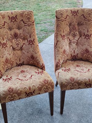 2 decorative chairs for Sale in Lexington, KY