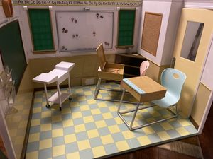 Doll house - Classroom our generation for Sale in Austin, TX