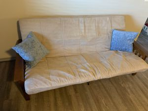 Futon (Very Comfortable) for Sale in San Angelo, TX