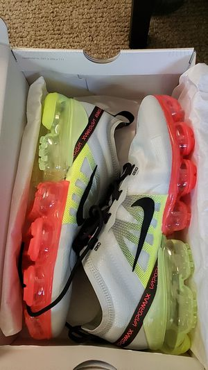 Nike air vapor max 2019 size 9 for Sale in Cupertino, CA