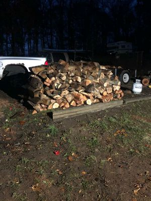 Seasoned oak firewood for Sale in Verona, VA