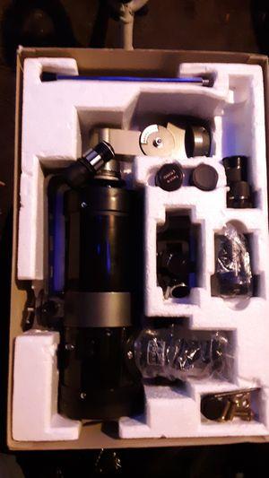 "Tasco 200x...132t 3"" reflector telescope for Sale in Sanger, CA"
