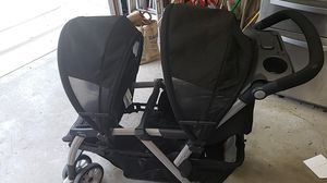 Dual double baby stroller for Sale in Seattle, WA