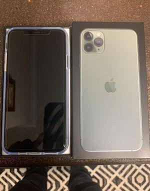 Apple iPhone 11 pro max 64GB (unlocked) for Sale in Washington, DC