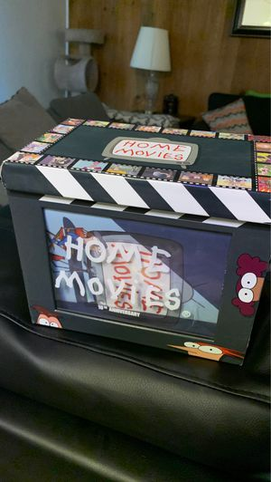 Home movies dvd box set for Sale in Denver, CO