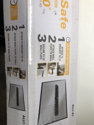 "Tv Mount 47""-80"" (Standard) for Sale in Los Angeles, CA"