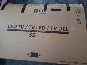 55 inch LG TV for Sale in Fresno, CA