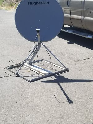 Hugheanet satellite dish. Great for the RV or Home for Sale in West Richland, WA