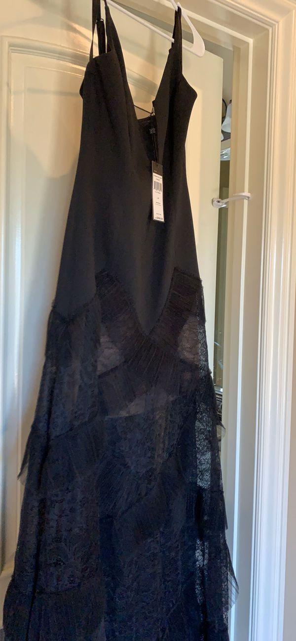 BCBG Avalon's Black Dress