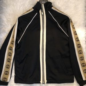 Gucci GG Trim Jersey Jacket for Sale in Las Vegas, NV