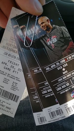 Red Sox tickets for Sale in Boston, MA
