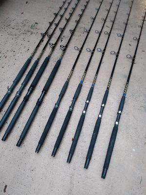 Shimano Tallus rods...100.00 EACH for Sale in Pembroke Pines, FL
