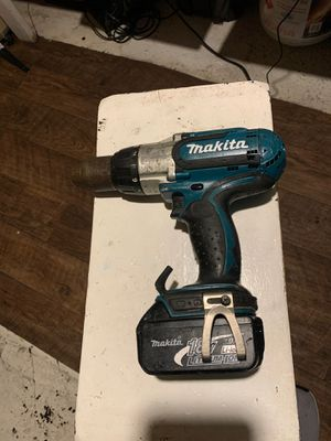 Makita BHP451 LXT 18-Volt Lithium-Ion Hammer Drill/Driver + Battery 3.0AH for Sale in Anaheim, CA