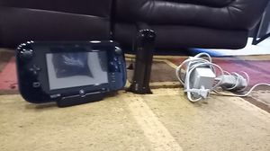 Nintendo WiiU Model:WUP-101(02) ; including 8 additional games for Sale in Brooklyn Park, MD