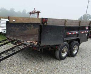 ForSale_Dump2OO6 PJ Trailer for Sale in Olathe, KS