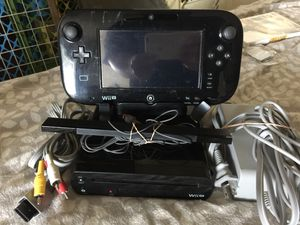 Nintendo Wii U 32GB for Sale in Carmichael, CA