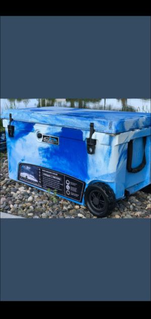Brand New Roto-molded HUGE 110 top of line Ice Chest Cooler & DOZENS more items posted here for Sale in Kirkland, WA