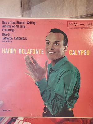 Harry Belafonte Calypso for Sale in Chicopee, MA