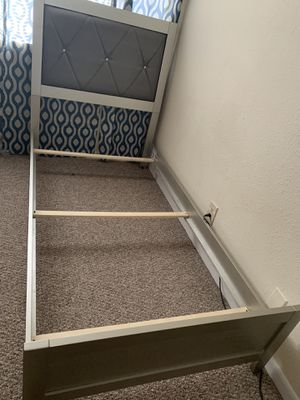 Twin bed frame for Sale in Bladensburg, MD