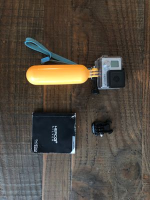 GoPro Hero 3+ Silver with accessories! for Sale in Arlington, VA