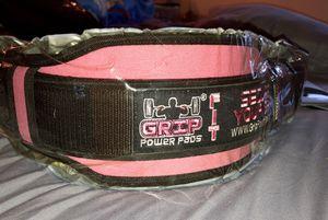 Women's Grip Power Pad Weight Lifting Belt for Sale in Manassas, VA