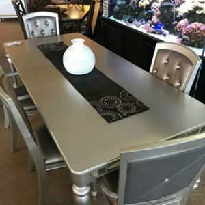 IN STOCK ✅7 PIECE DINING ROOM SET for Sale in Arlington, VA