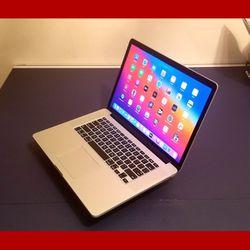MacBook Pro 15 inch, Quad Core i7, 16GB RAM, 2GB AMD Radeon Dual Graphics, MacOS Big Sur for Sale in Queens,  NY