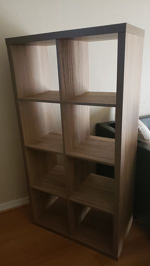 IKEA Kallax storage unit for Sale in TEMPLE TERR, FL
