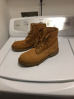 Timberland boots size 10 for Sale in Sterling, VA