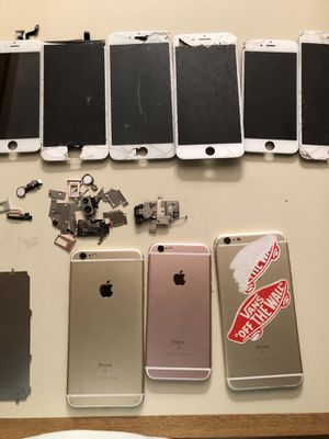 iPhones and screens parts for Sale in Wenatchee, WA