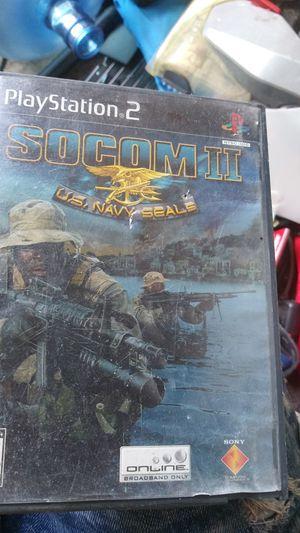 Socom2 for Sale in Las Vegas, NV