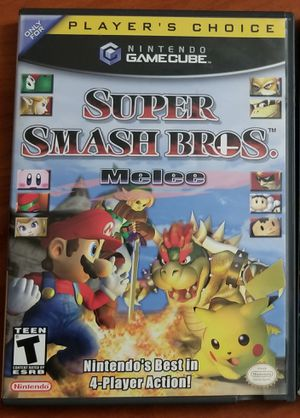 Super Smash Bros. / Brothers Melee for Sale in Los Angeles, CA