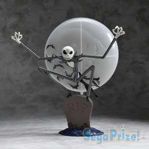 Sega Japan Jack skellington nightmare before christmas 2017 figure for Sale in Tacoma, WA