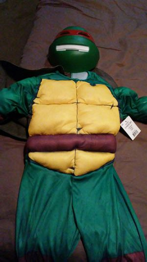 Ninja turtles Halloween costume size small for Sale in Denver, CO