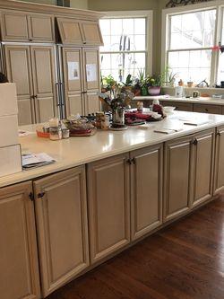 Designer wood cabinets-over 60 Feet  for Sale in Basking Ridge, NJ