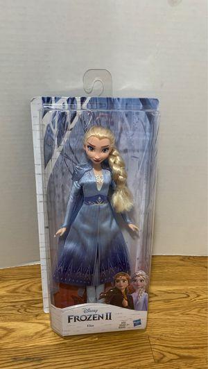 Elsa doll- Still in original packaging-never opened for Sale in Chandler, AZ