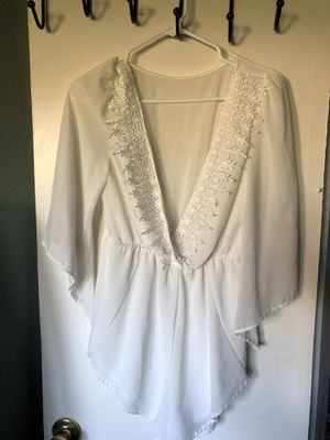 Woman Romper (Size Medium) for Sale in Upland, CA