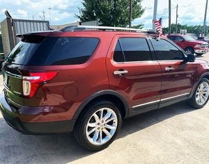 2015---Ford Explorer//Down 2390 o trade in for Sale in Houston, TX