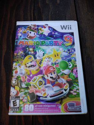 Mario party 9 for Sale in San Diego, CA